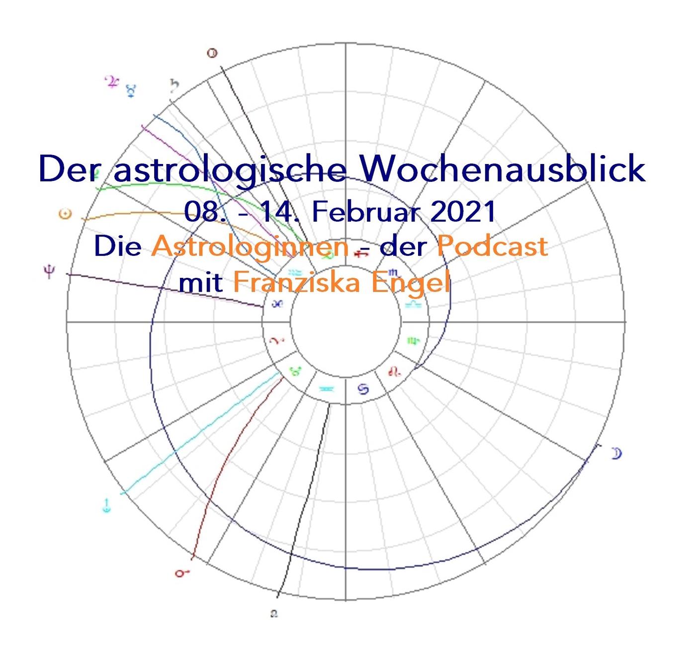 Astrologischer Wochenausblick 08. - 14. Februar 2021
