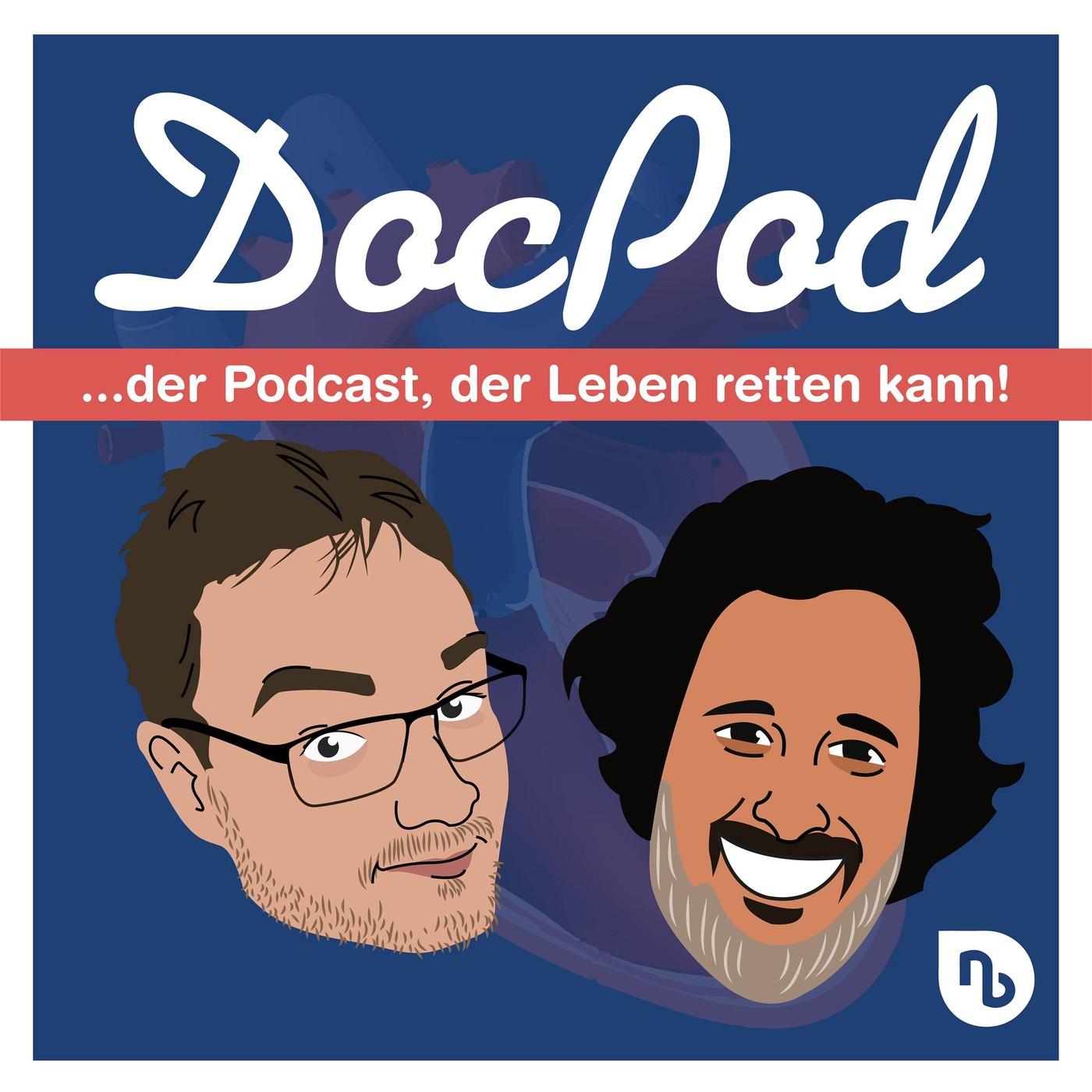 DocPod - Der Podcast, der Leben retten kann