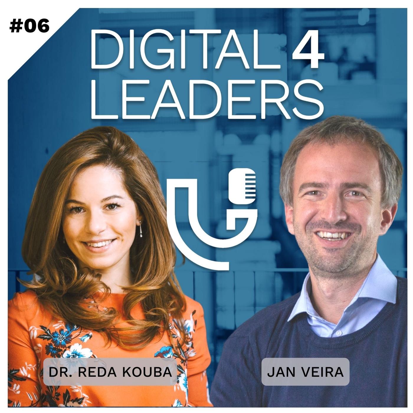 #6 Tech-Talente in Deutschland – Wo stehen wir & was brauchen wir? – mit Dr. Ranja Reda Kouba