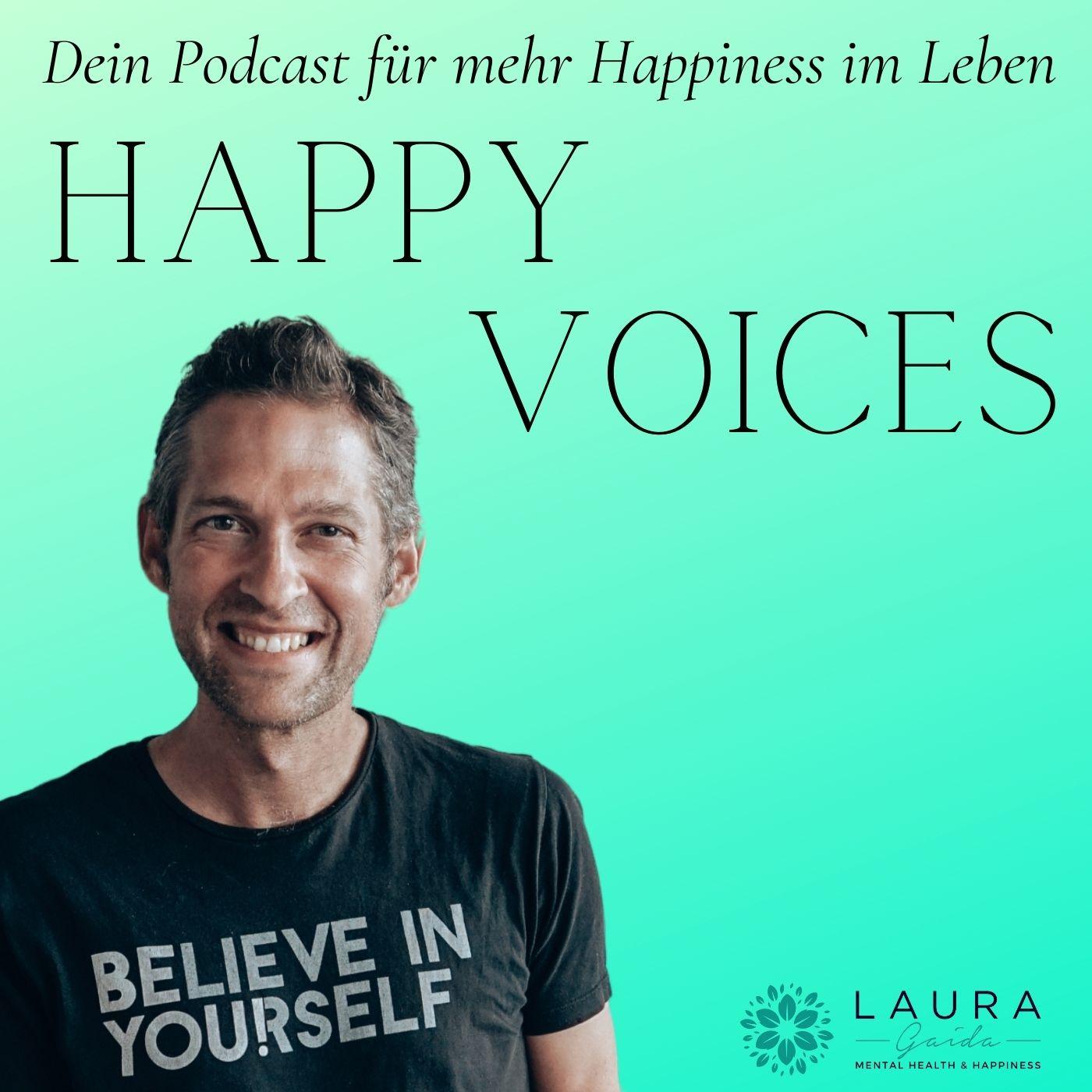 #28 In Rollen zu schlüpfen, macht nicht glücklich - Talk mit Benjamin Achenbach