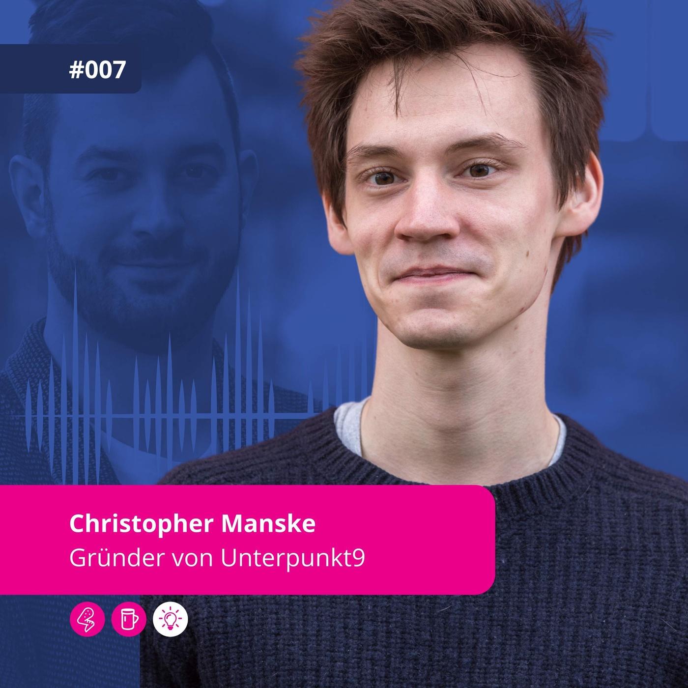 flivii #007 mit Christopher Manske von unterpunkt9