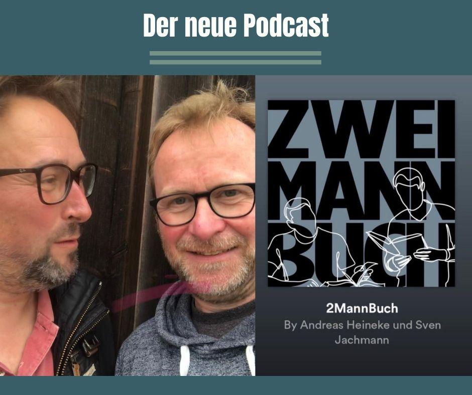 2MannBuch - Der Buchpodcast