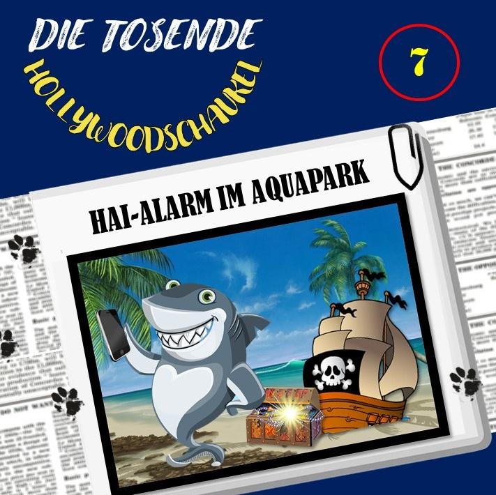 DTH #07: TKKG: Hai-Alarm im Aquapark (178)