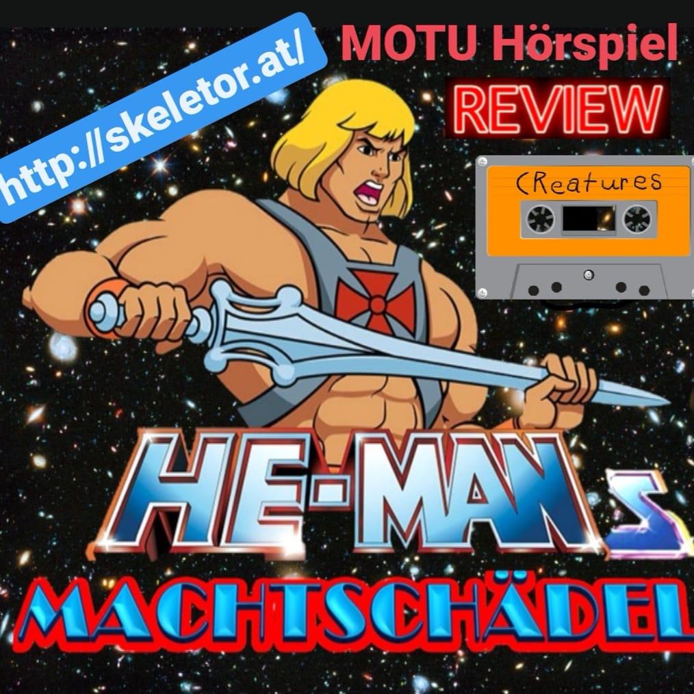 HE-MANs Machtschädel - Das MOTU Hörspiel Review