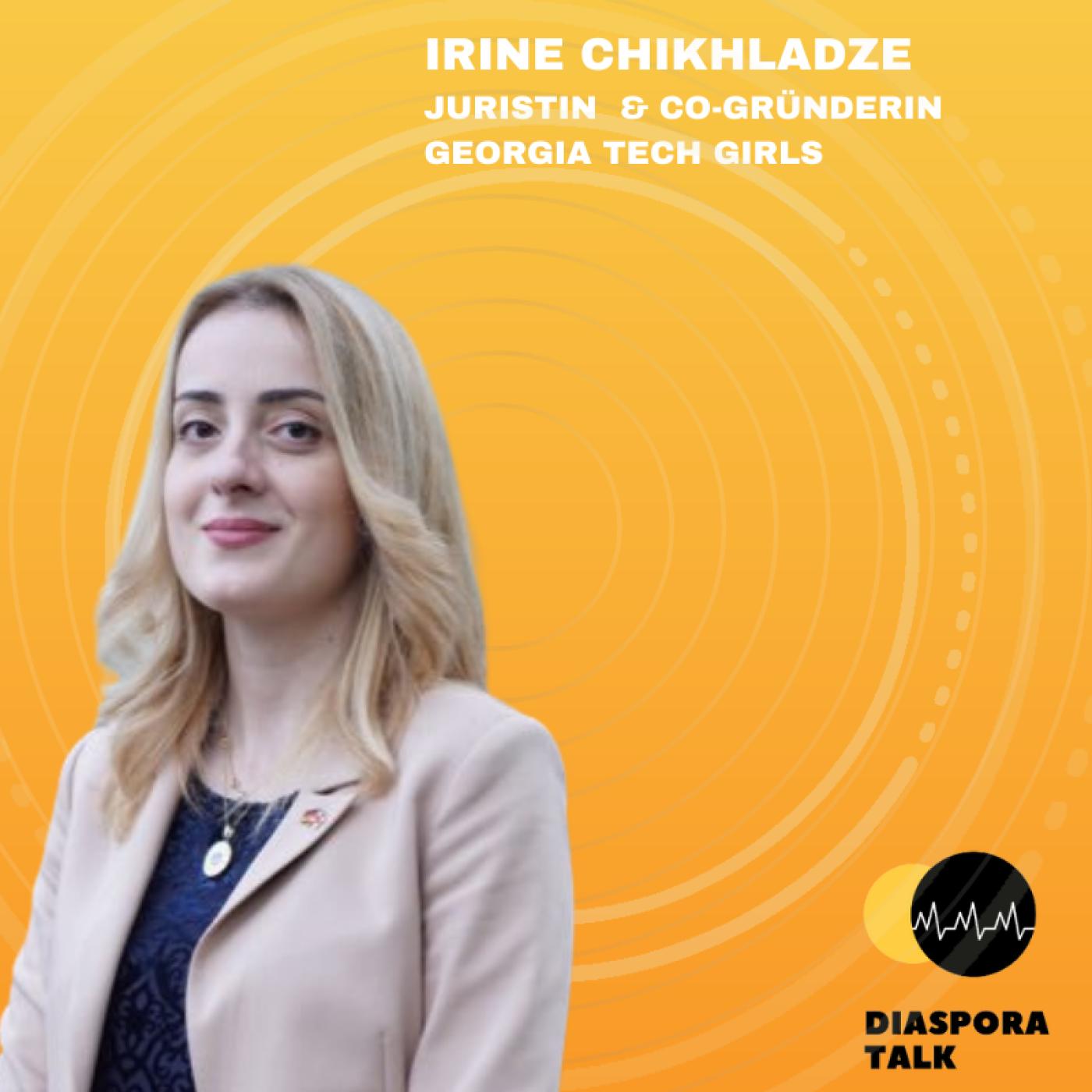 #19 mit Irine Chikhladze, TechGirls Georgia