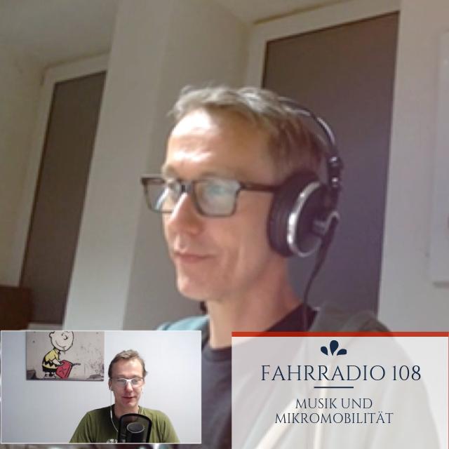 Podcast 108 – Musik und Mikromobilität