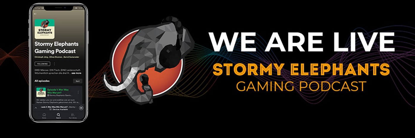 Stormy Elephants Gaming Podcast