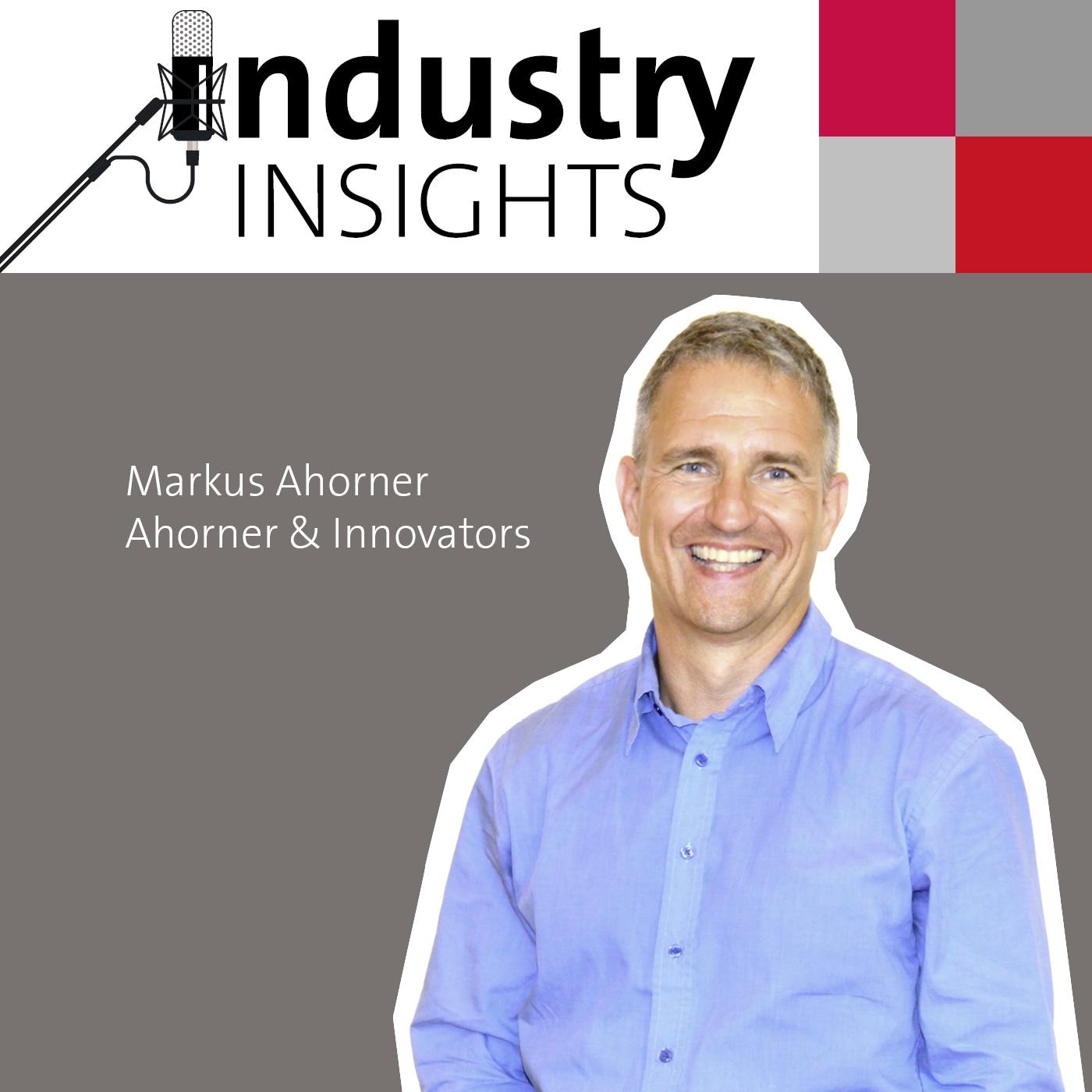 KI-Experte Markus Ahorner über Künstliche Intelligenz in der Industrie und Lösungen für den Mittelstand