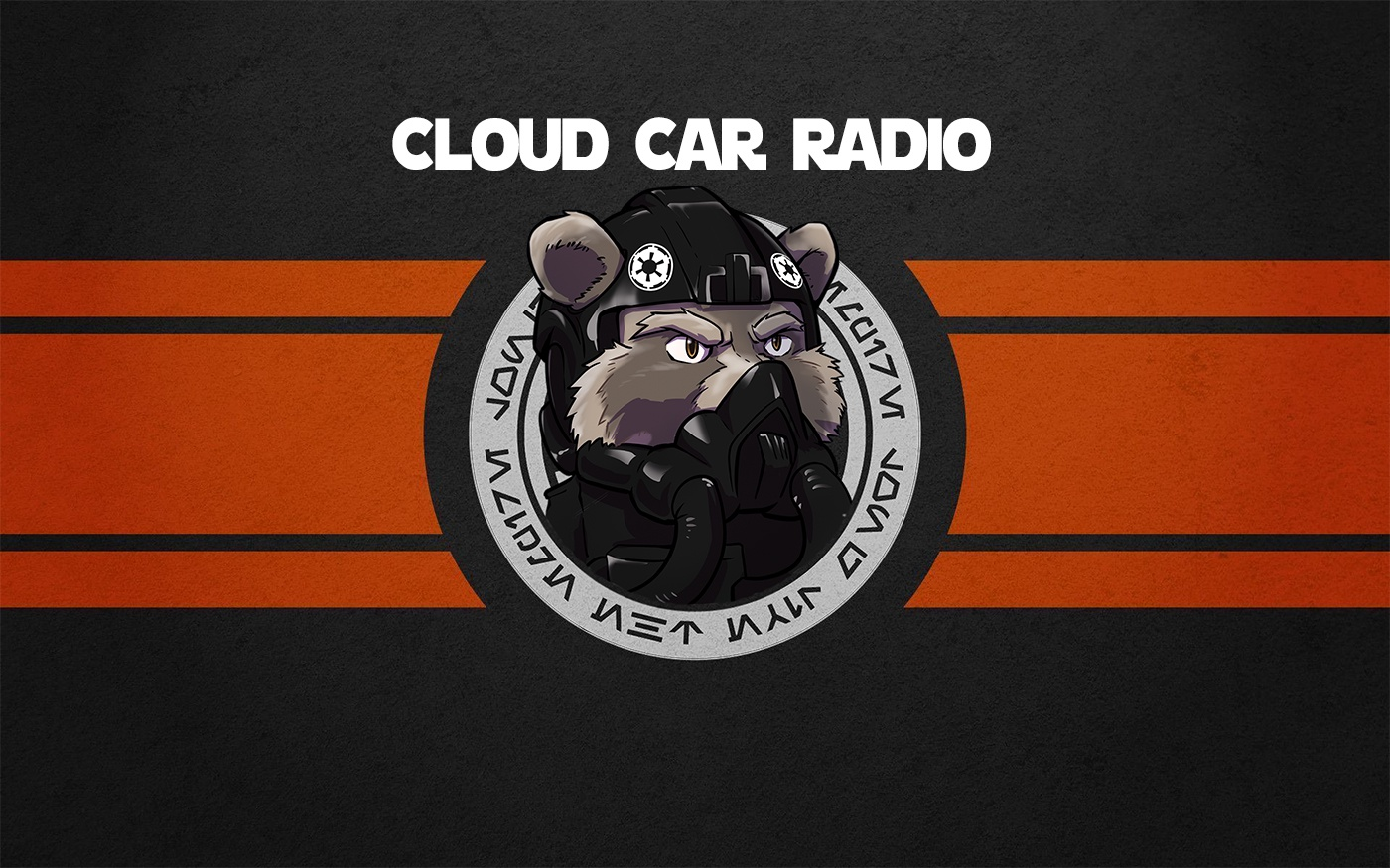 Cloud Car Radio by Raccoon Specialists