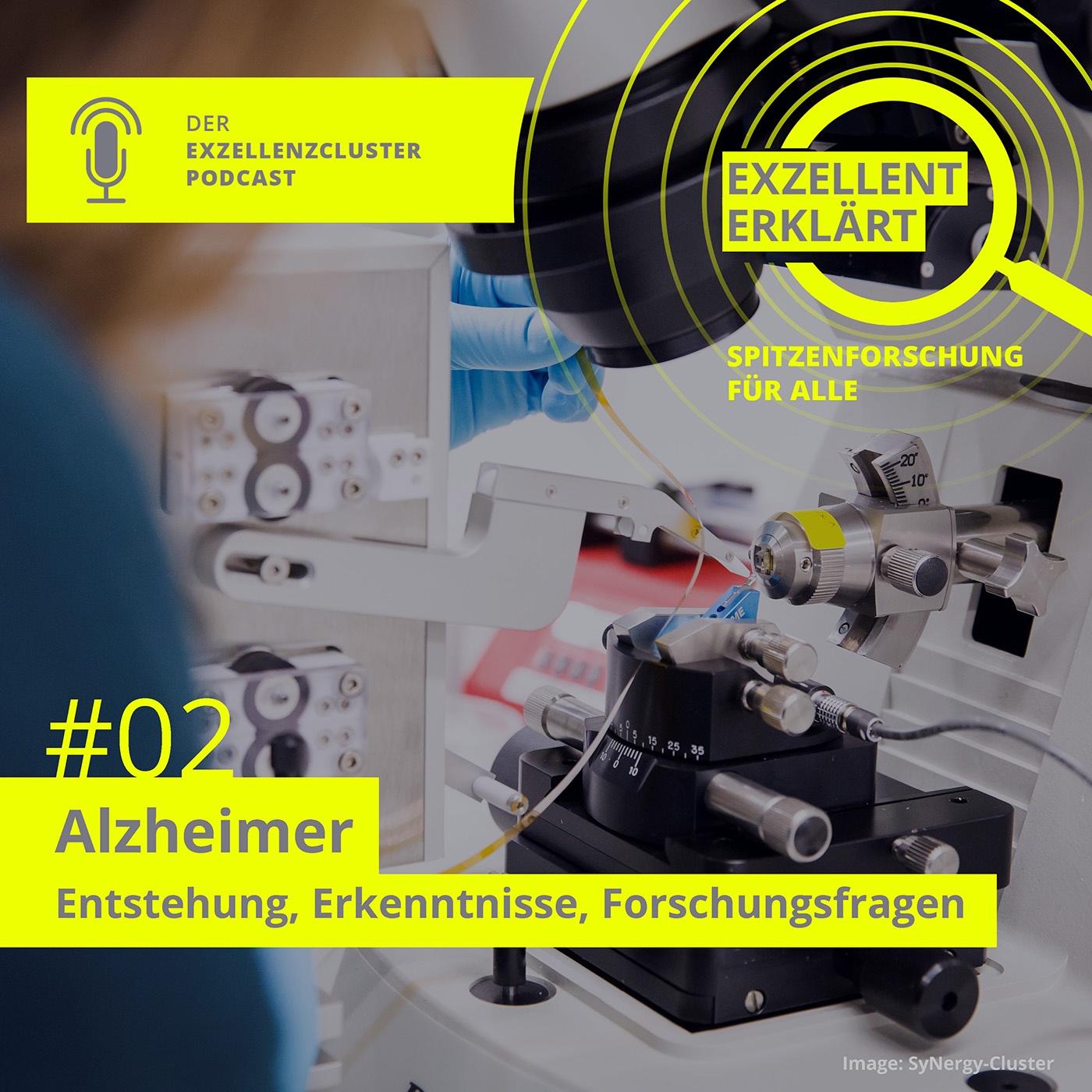 Alzheimer – Entstehung, Erkenntnisse, Forschungsfragen