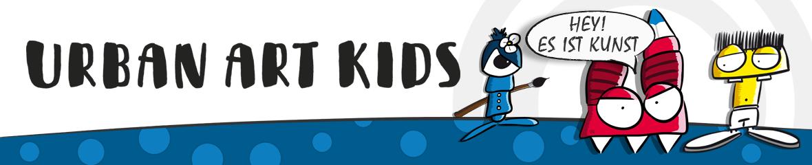 Urban Art Kids Podcast