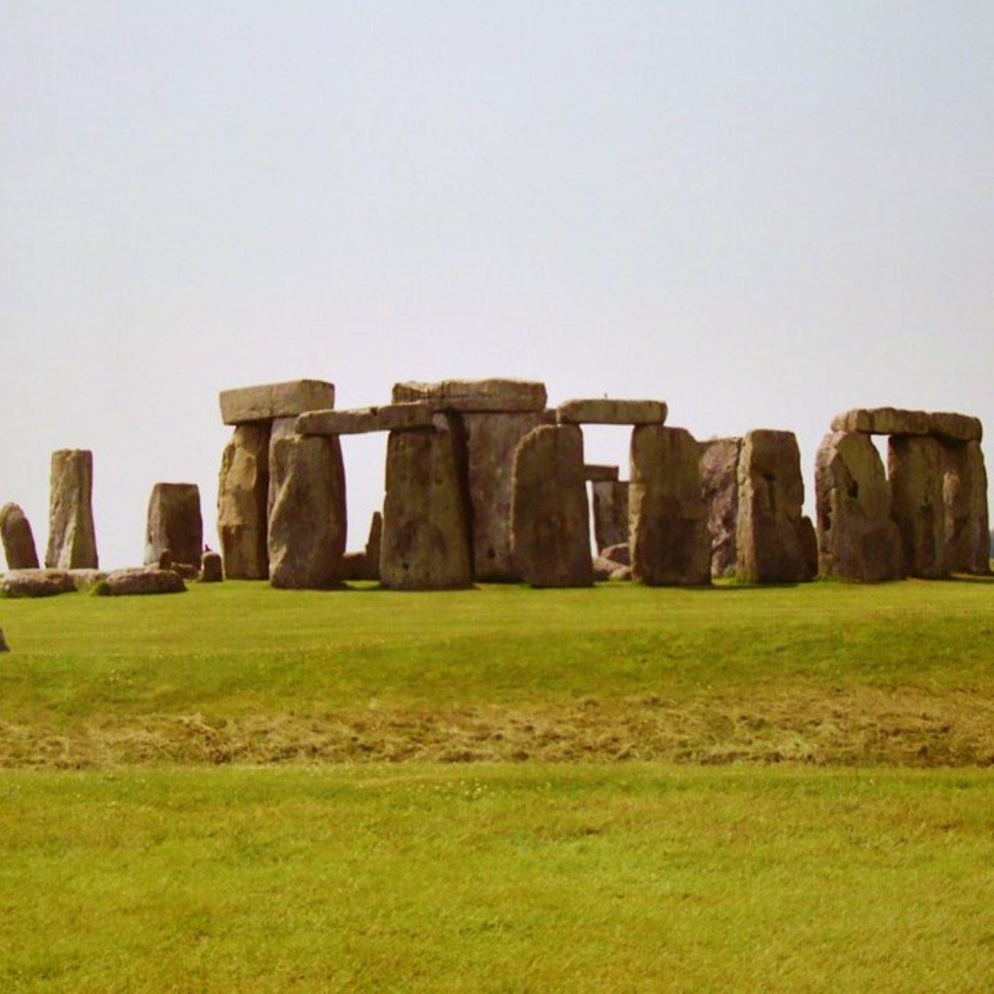GEU-E001: Stonehenge (in Herne), mit Dr. Kerstin Schierhold