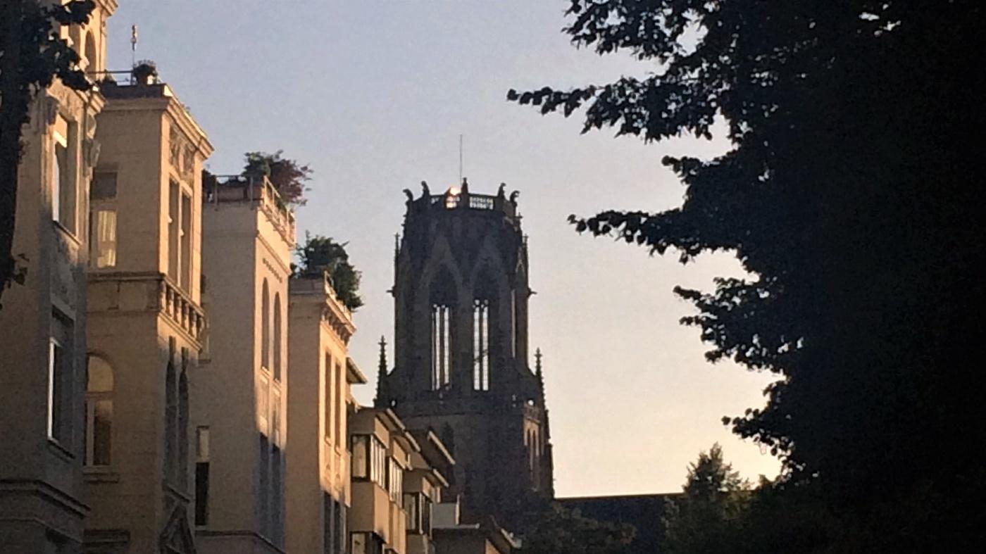 Agnes trifft - Ein Veedelspodcast aus dem Agnesviertel in Köln