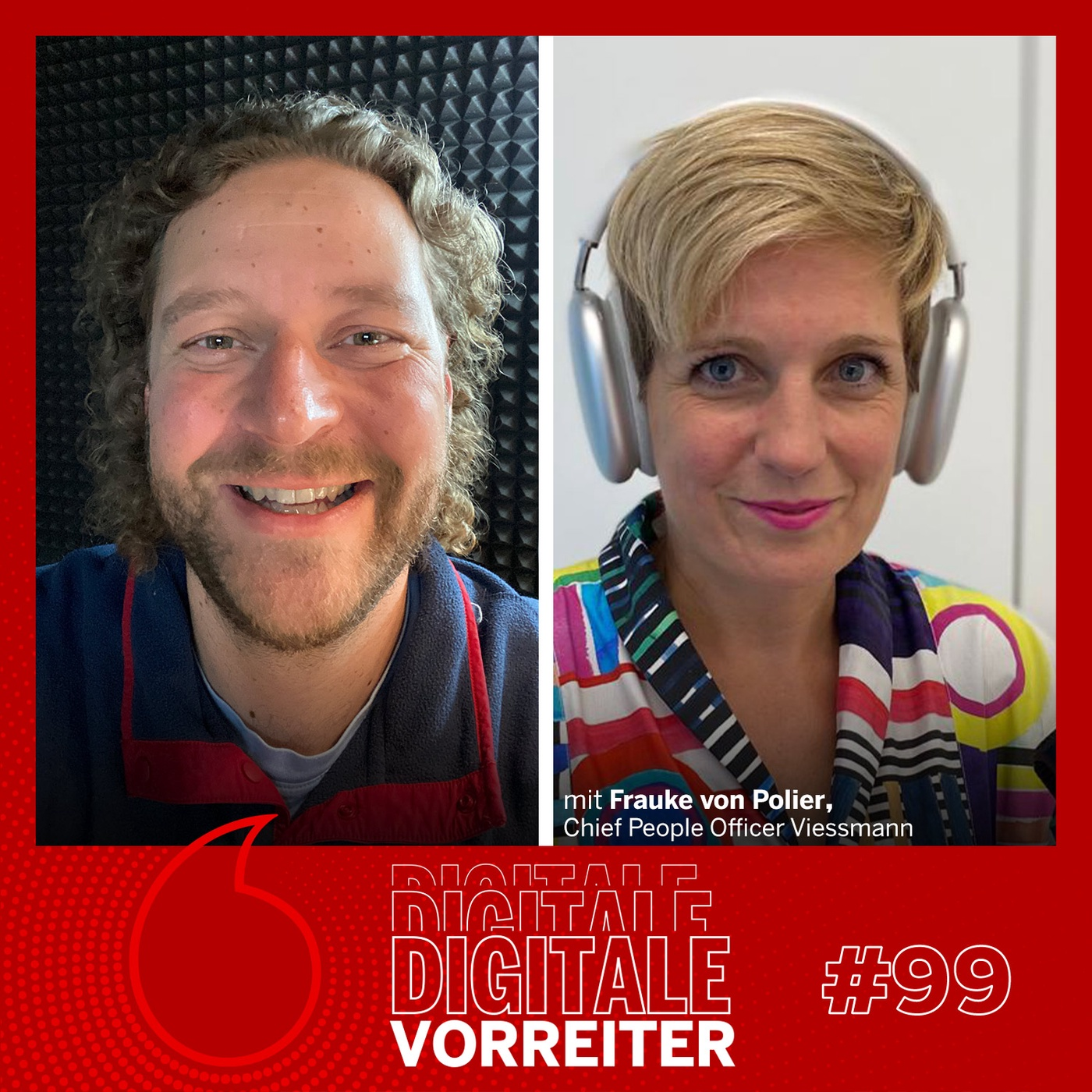 Chief People Officer bei Viessmann - wie Frauke von Polier über People & Organisation im digitalen Wandel nachdenkt