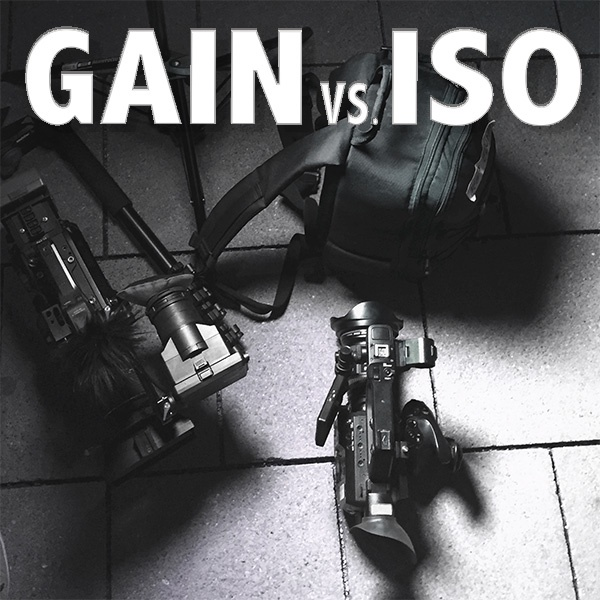 Gain vs. Iso - Ein Audiopodcast über Videoproduktion