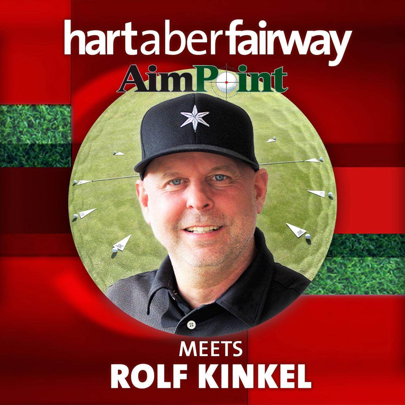 Zu Gast: Rolf Kinkel (AimPoint, PGA Pro)
