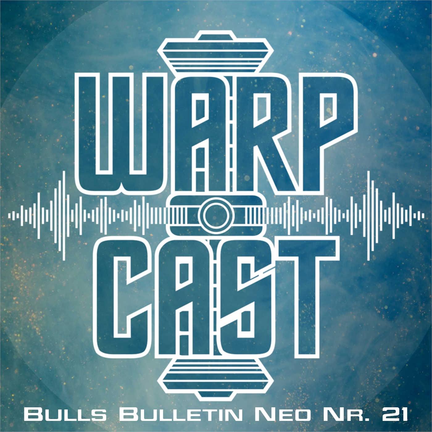 Bulls Bulletin 13 - Perry Rhodan NEO 021