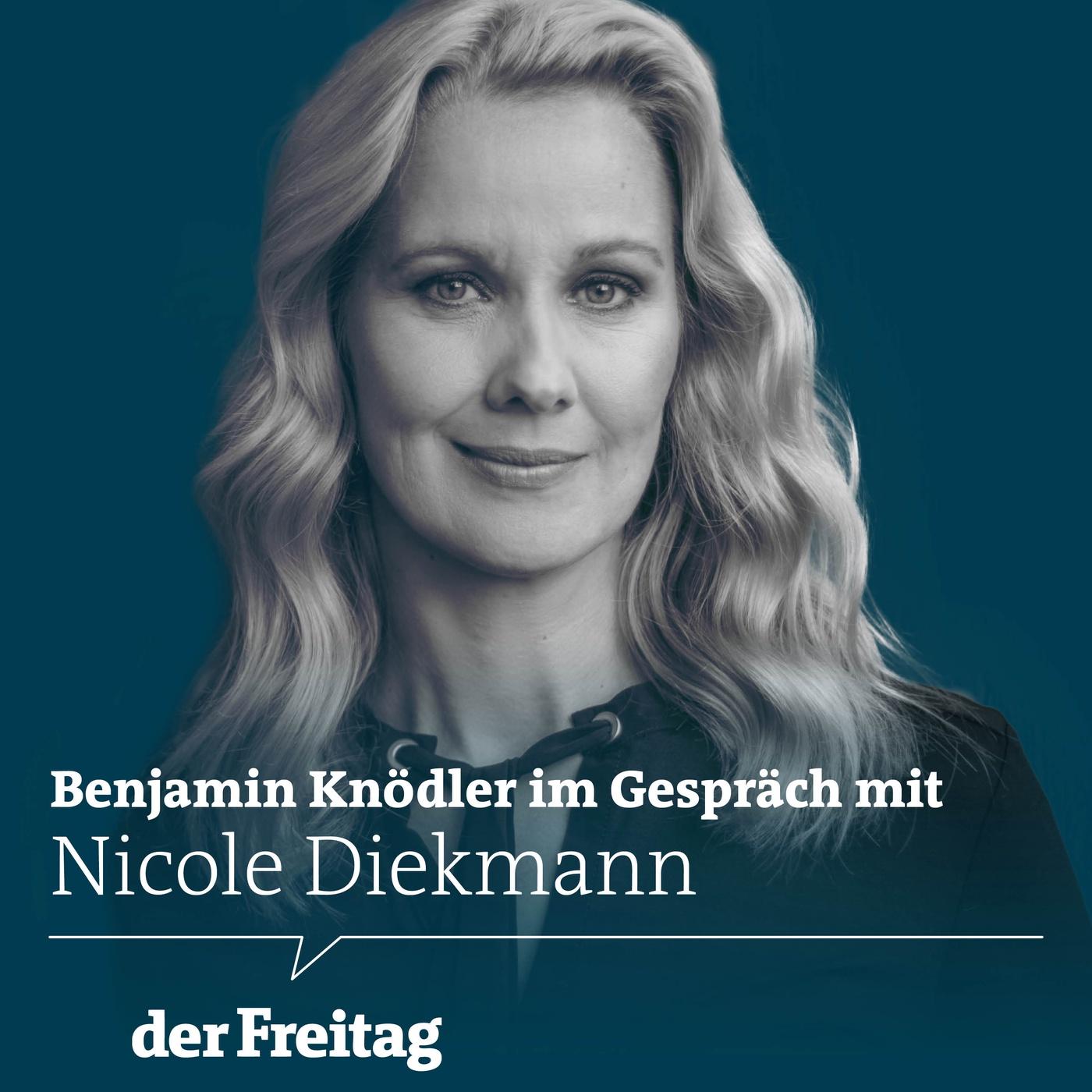 Nicole Diekmann im Gespräch über Hass und Hetze im Netz