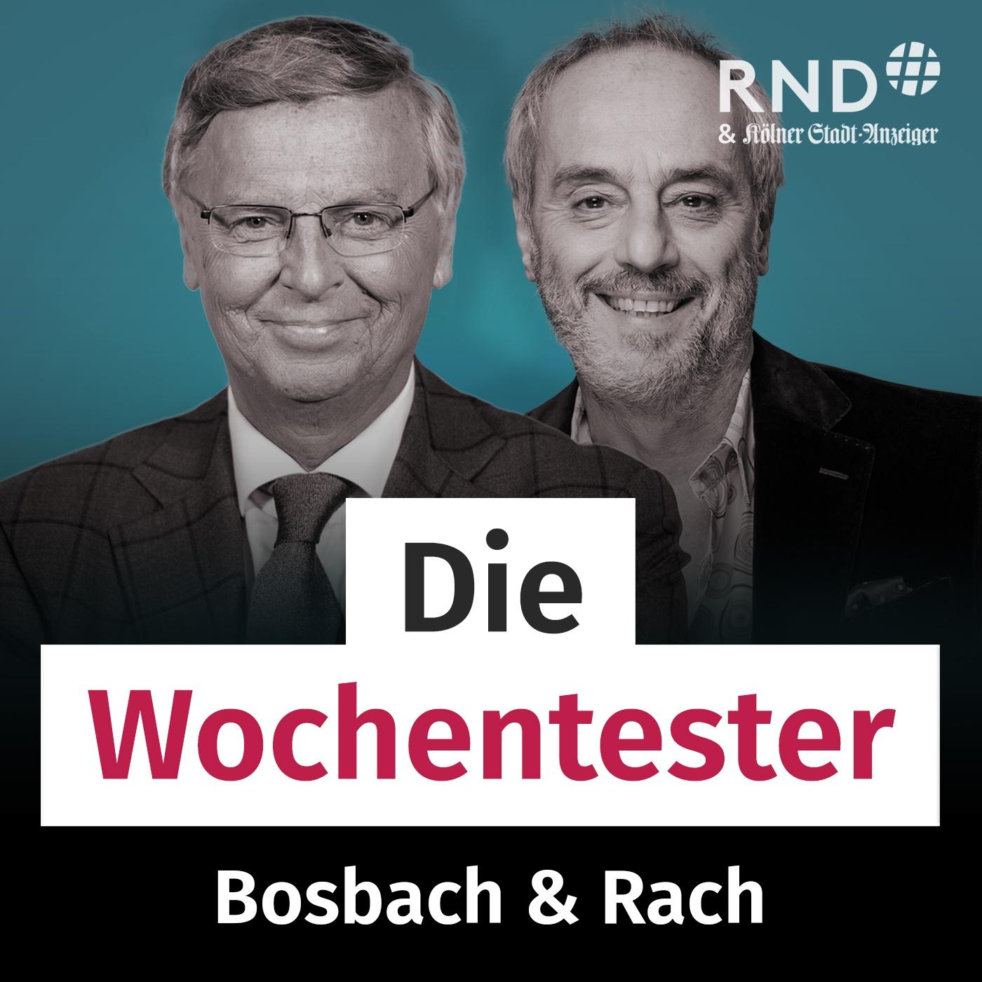 Bosbach & Rach - mit Klaus M. Schmidt und Martina Voss-Tecklenburg