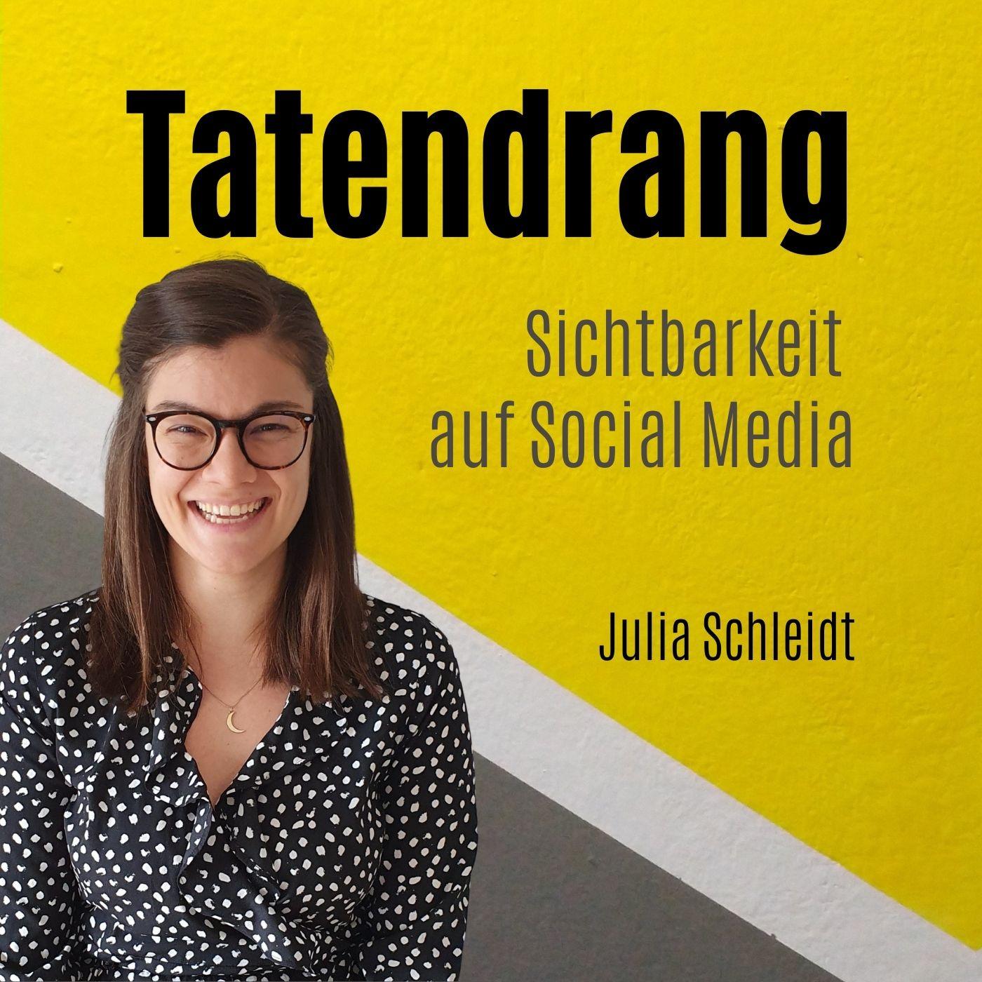 Sichtbarkeit auf Social Media | Mein Start auf Instagram- Was in einem Jahr möglich ist