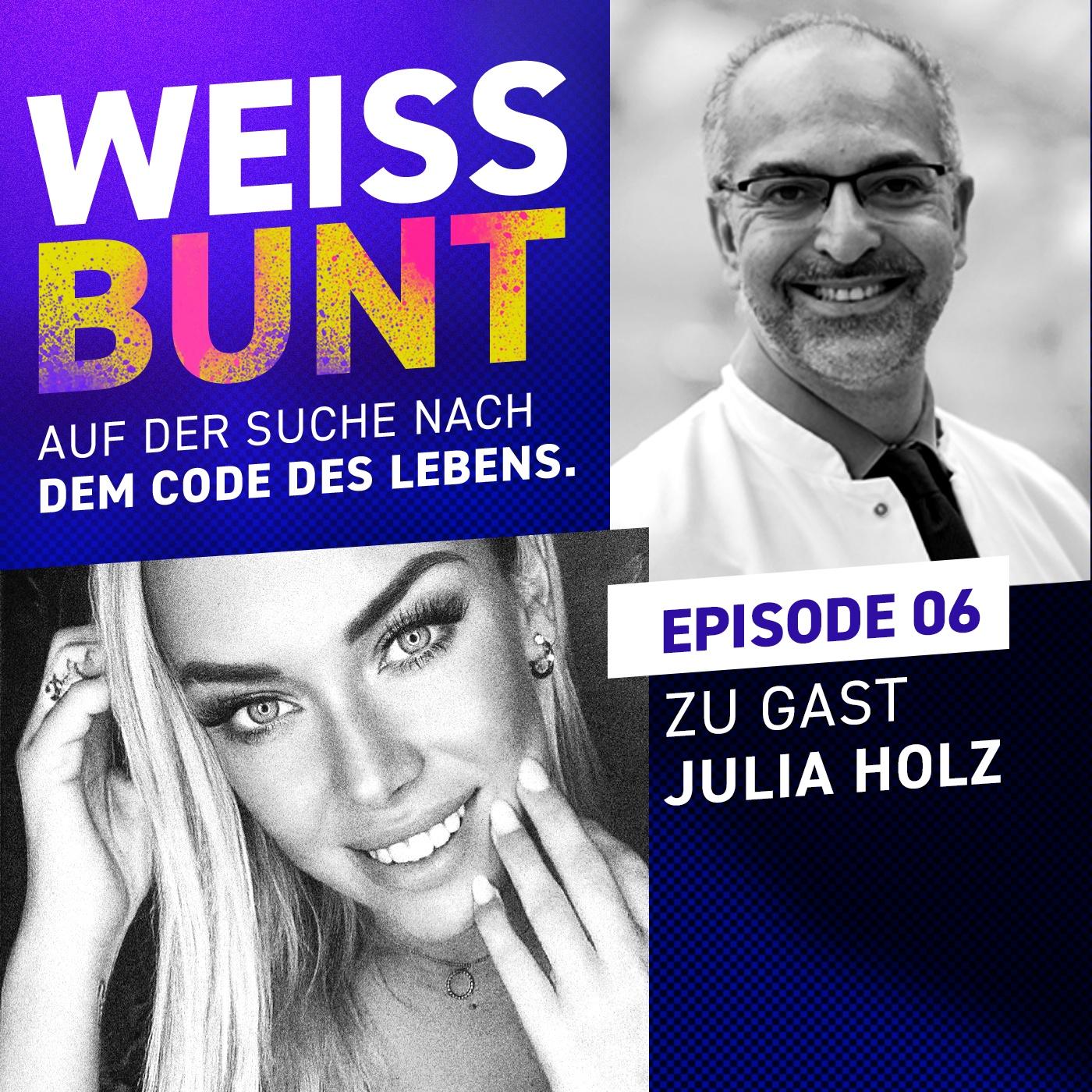 #6 - Familie, Krebserkrankung und Influencer-Leben! Julia Holz privat und ungeschnitten!
