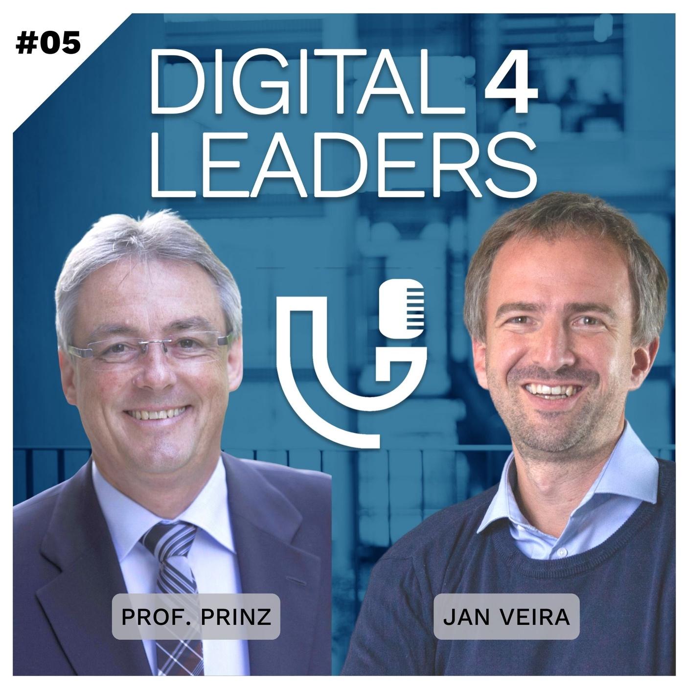 #5 Blockchain – mehr als nur Cryptowährungen – mit Prof. Wolfgang Prinz
