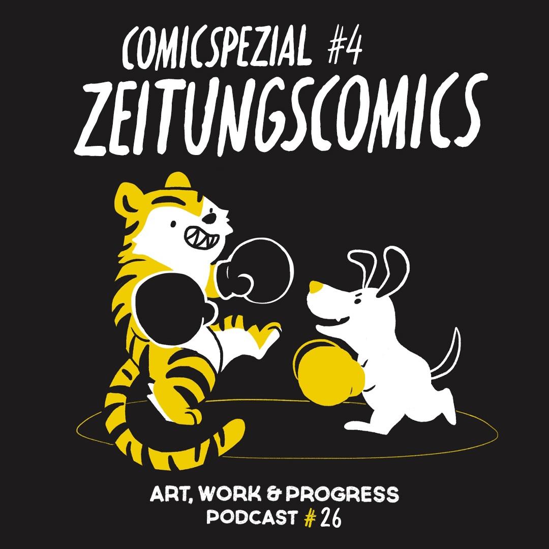 Comic Special #4: Zeitungscomics