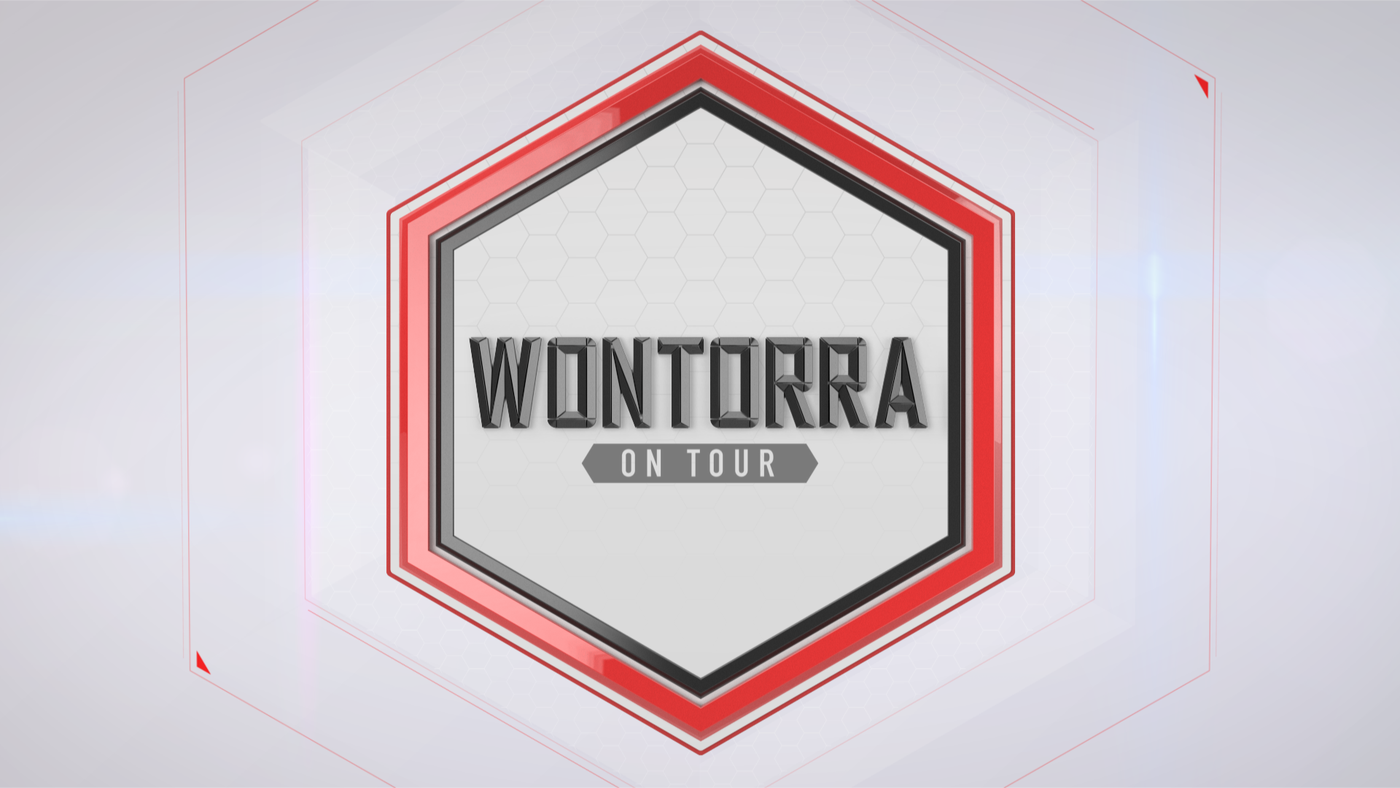Wontorra On Tour