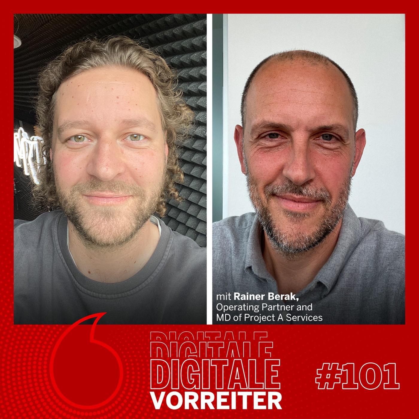 Operating Partner Rainer Berak von Project A kennt 1001 Tipps für Wachstum und Wertzuwachs