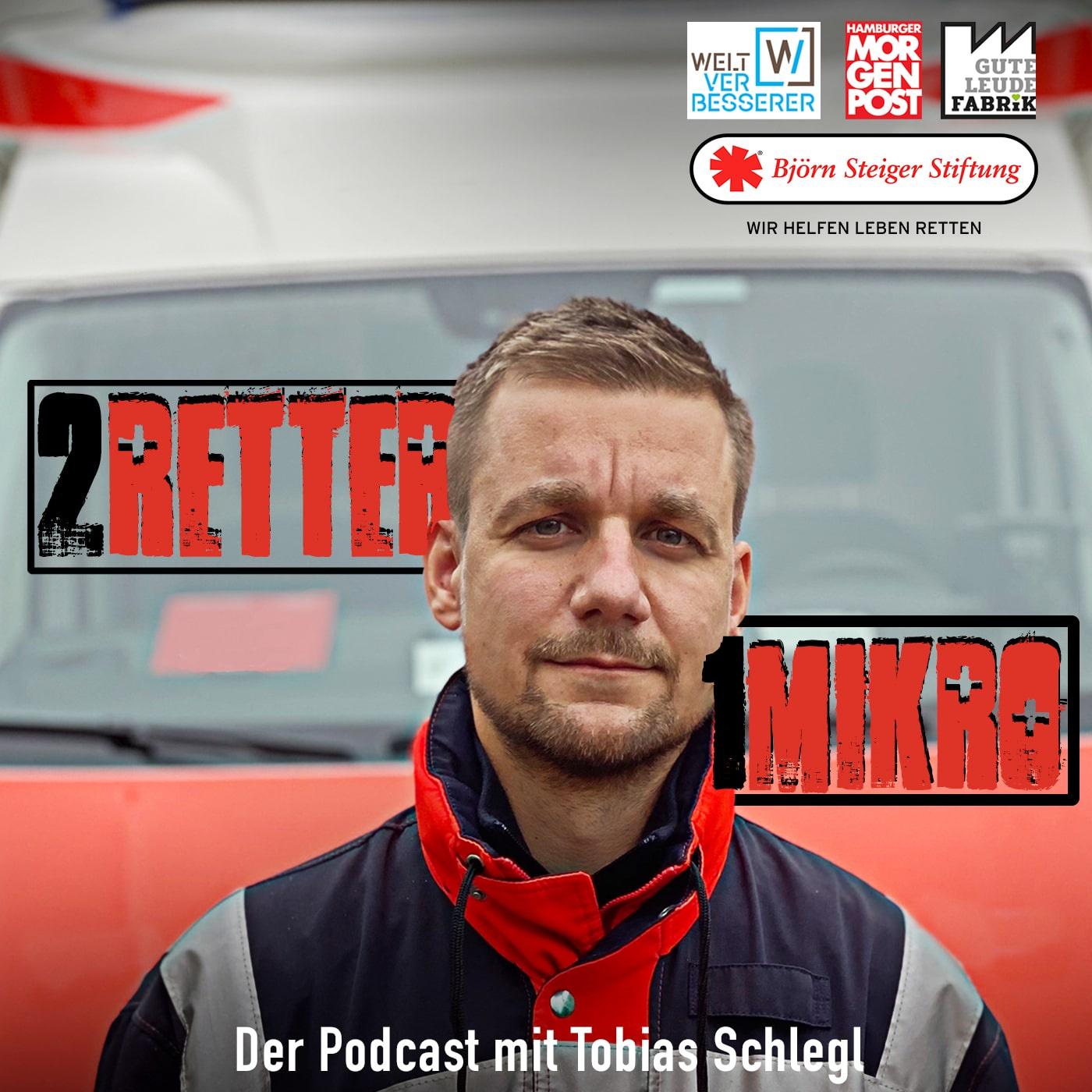 Folge 15 mit Leitstellendisponent und Katastrophenhelfer Sebastian