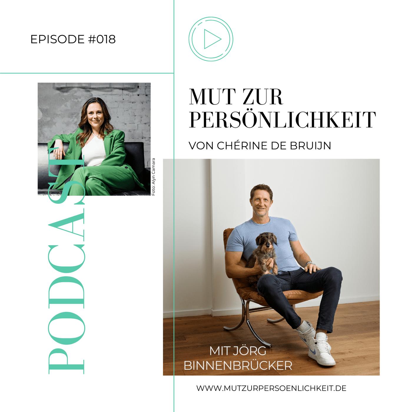 #018: Im Talk mit Jörg Binnenbrücker