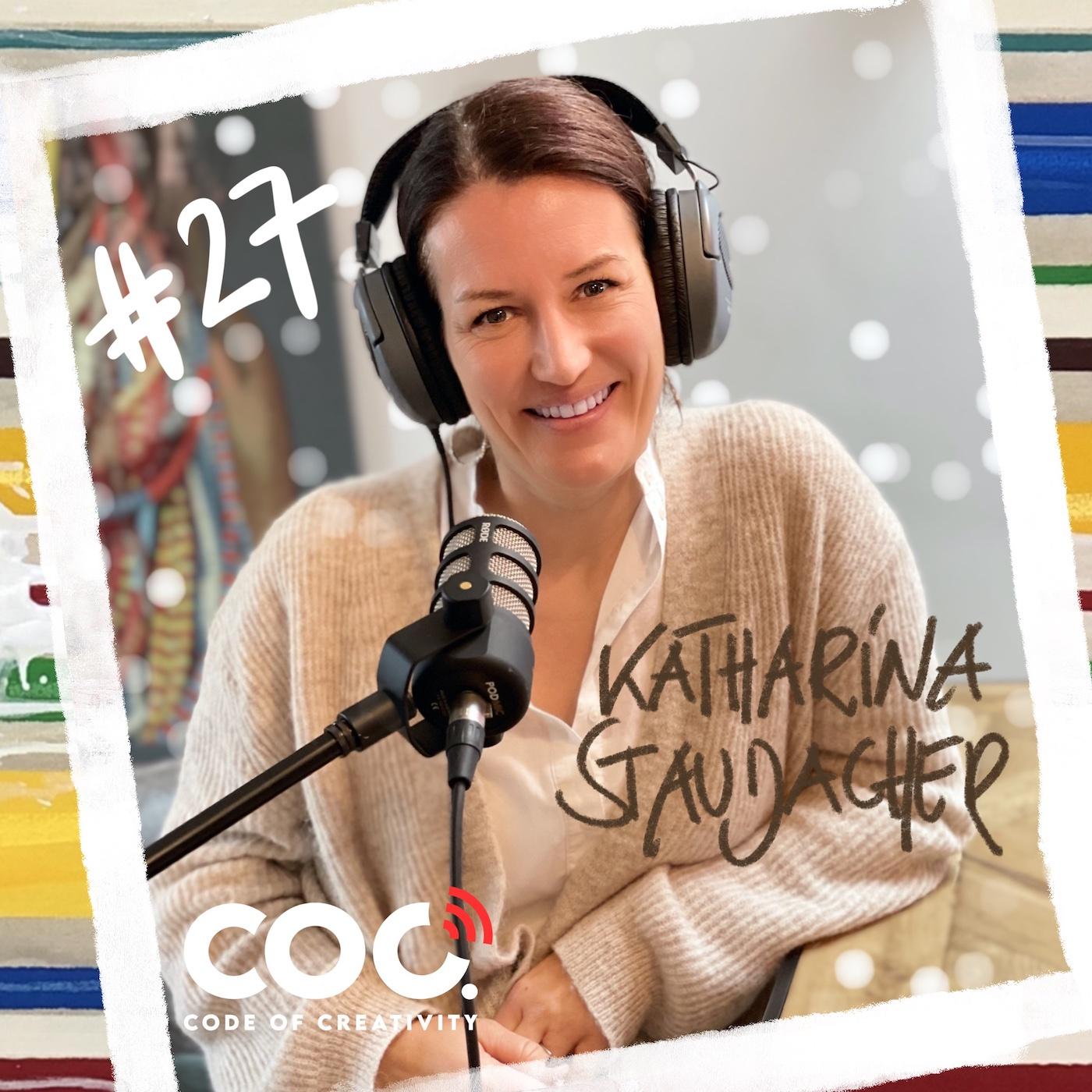 #27 Katharina Staudacher - Unternehmerin - Female Empowering unplugged -