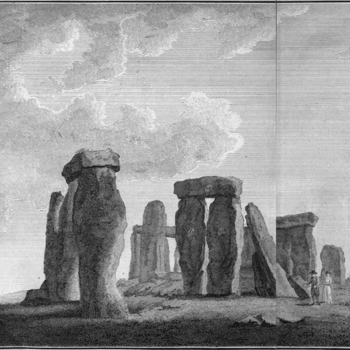 GEU-Z008: Account of the Fall of some of the Stones in Stonehenge (1797)