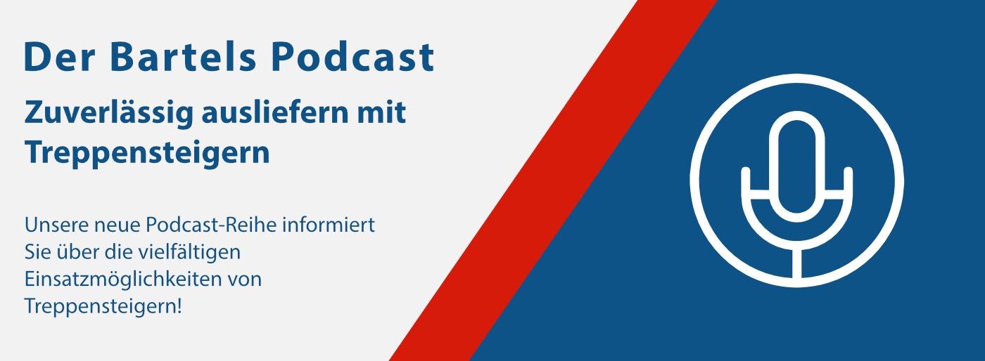 Bartels Treppensteiger Podcast