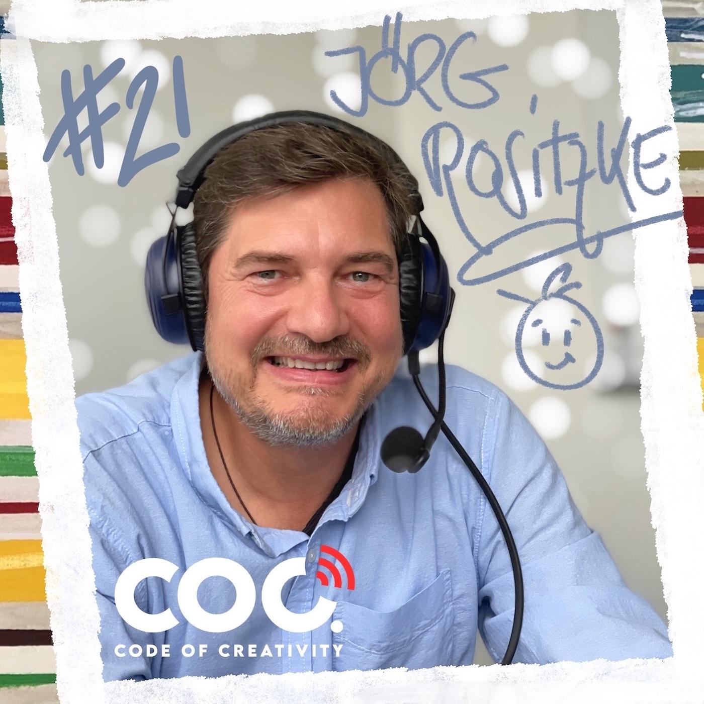 #21 Jörg Rositzke - Journalist - Geschäftsführer beim Fernsehsender Hamburg 1 - Autor