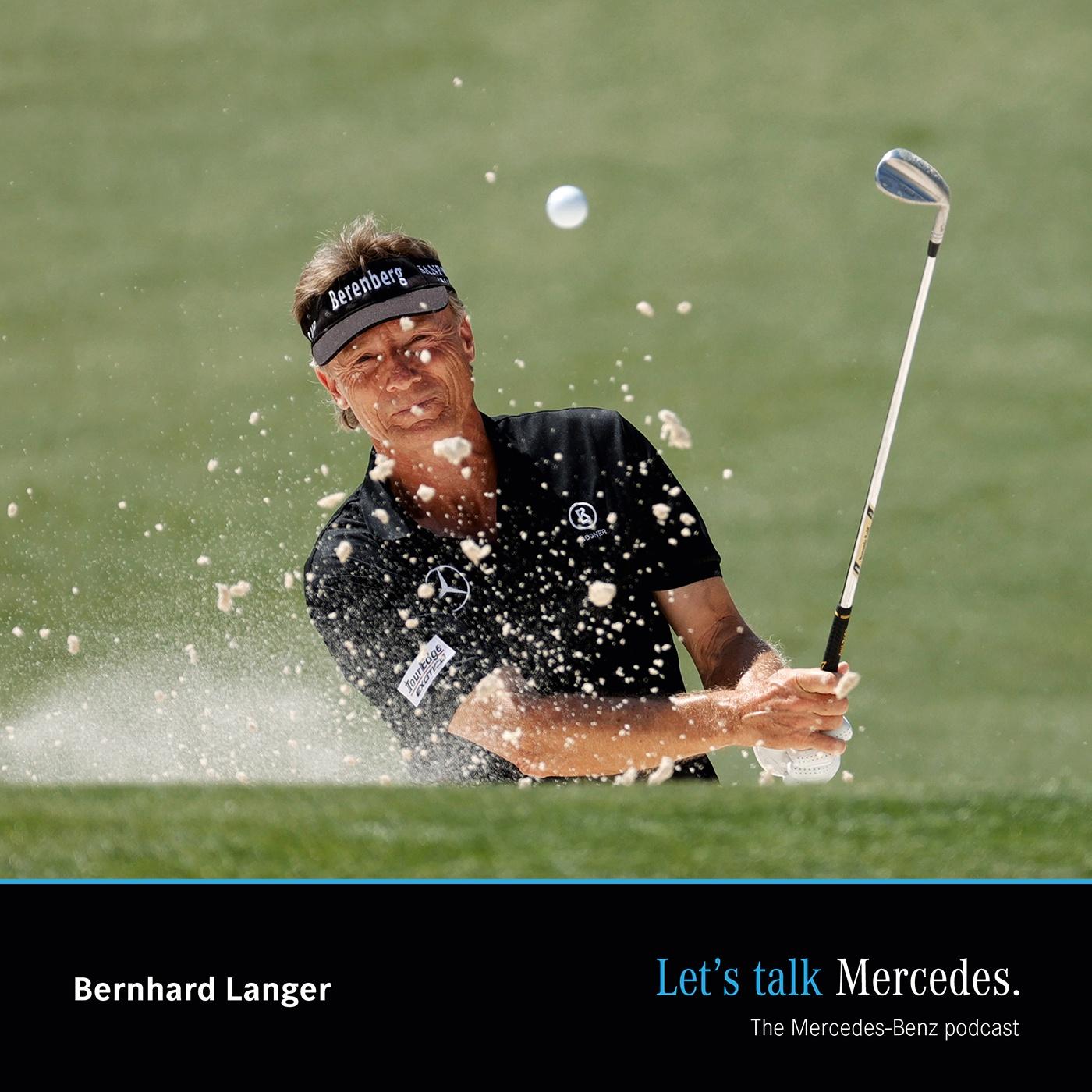 #13 Defying the Mileage – with golf legend Bernhard Langer
