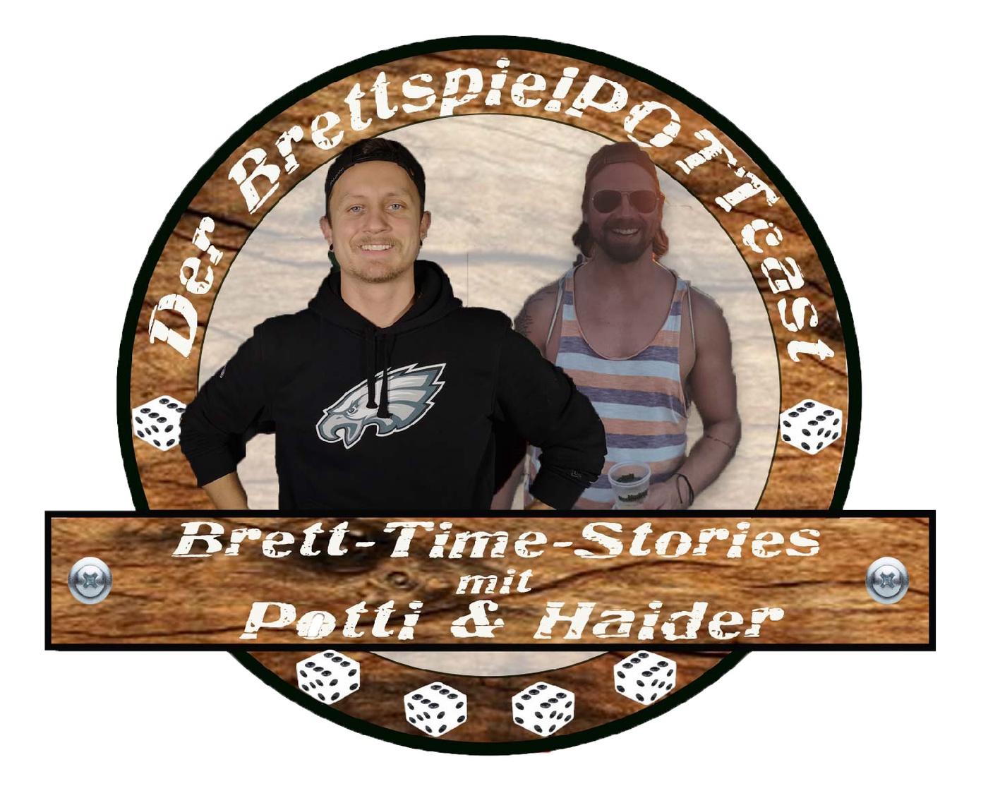 Brett-Time-Stories - Der Brettspiele POTTcast