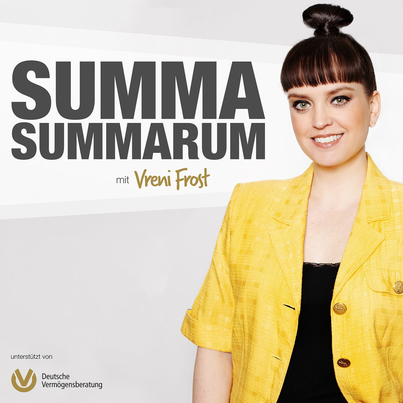 Summa Summarum Finanzen Verstehen Mit Vreni Frost Podcast