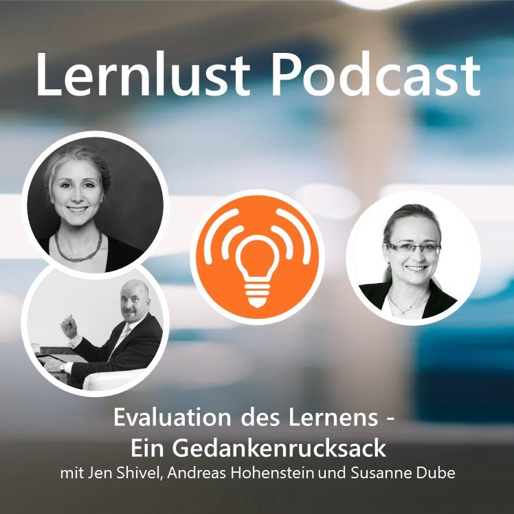 LERNLUST #9 // Evaluation des Lernens - Ein Gedankenrucksack