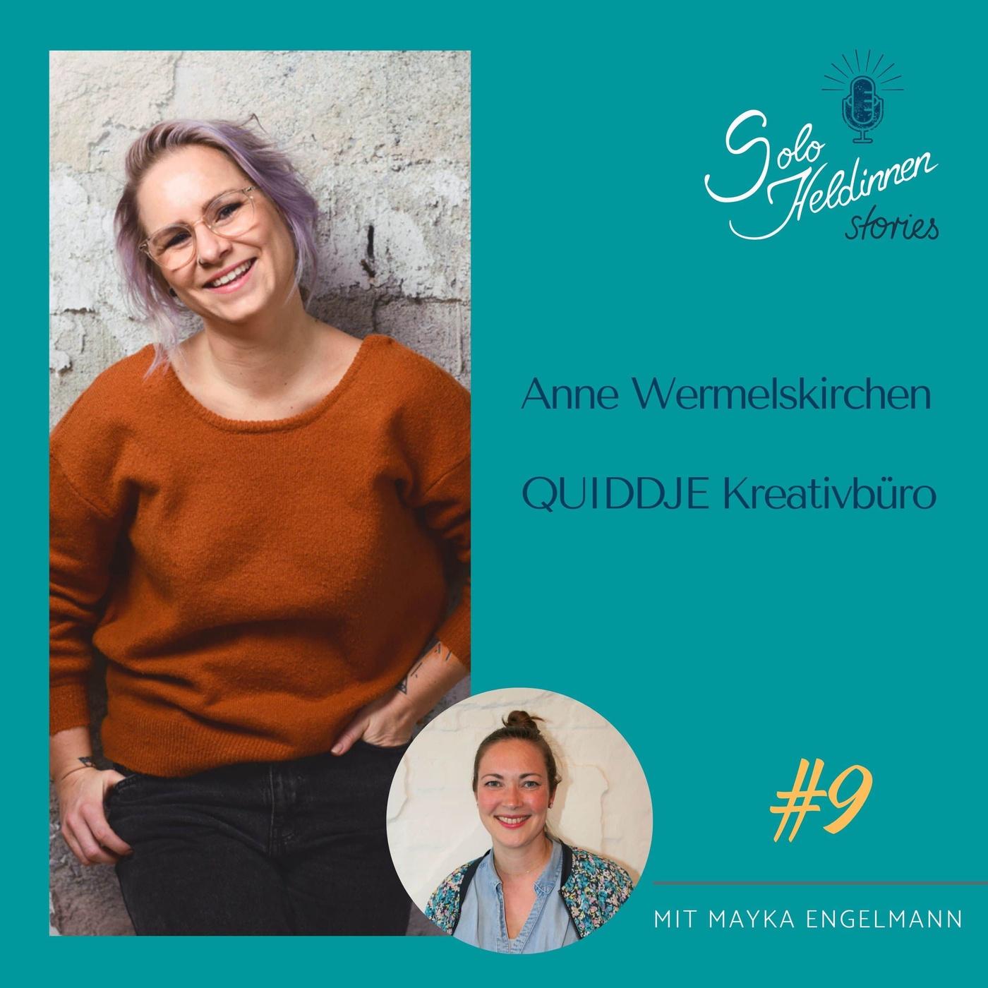 Anne Wermelskirchen Heldinnenreise