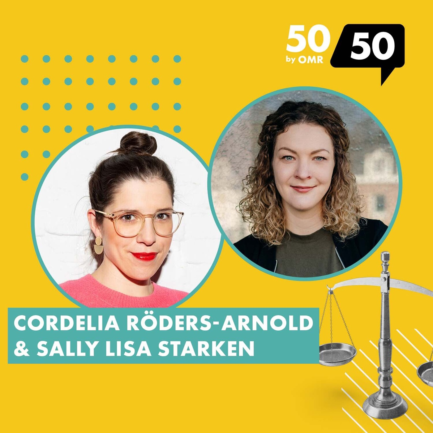 #14 - Sally Lisa Starken und Cordelia Röders-Arnold über politisches Engagement