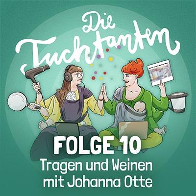 Tragen und Weinen - mit Johanna Otte