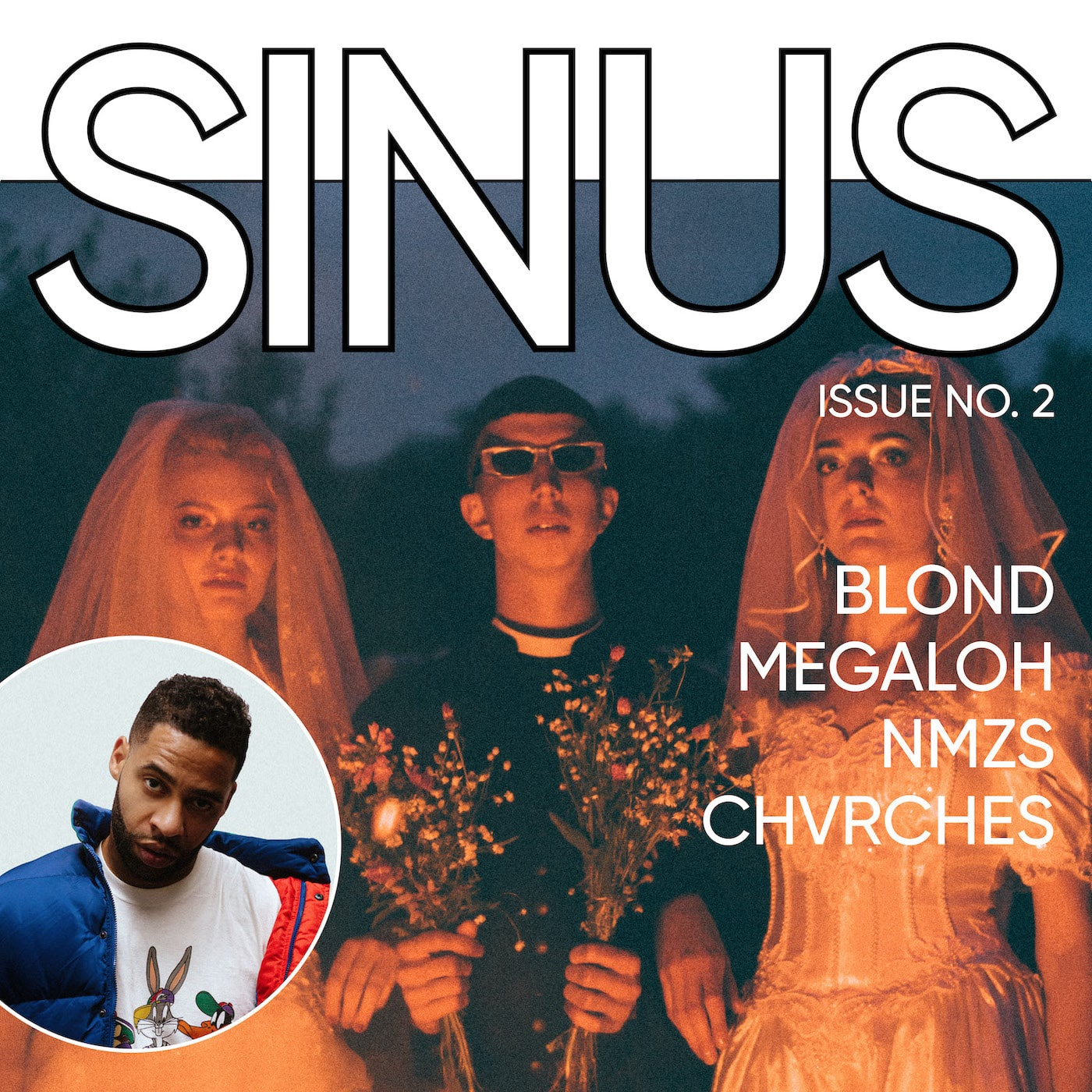 #2 Blond, Megaloh, NMZS, Chvrches